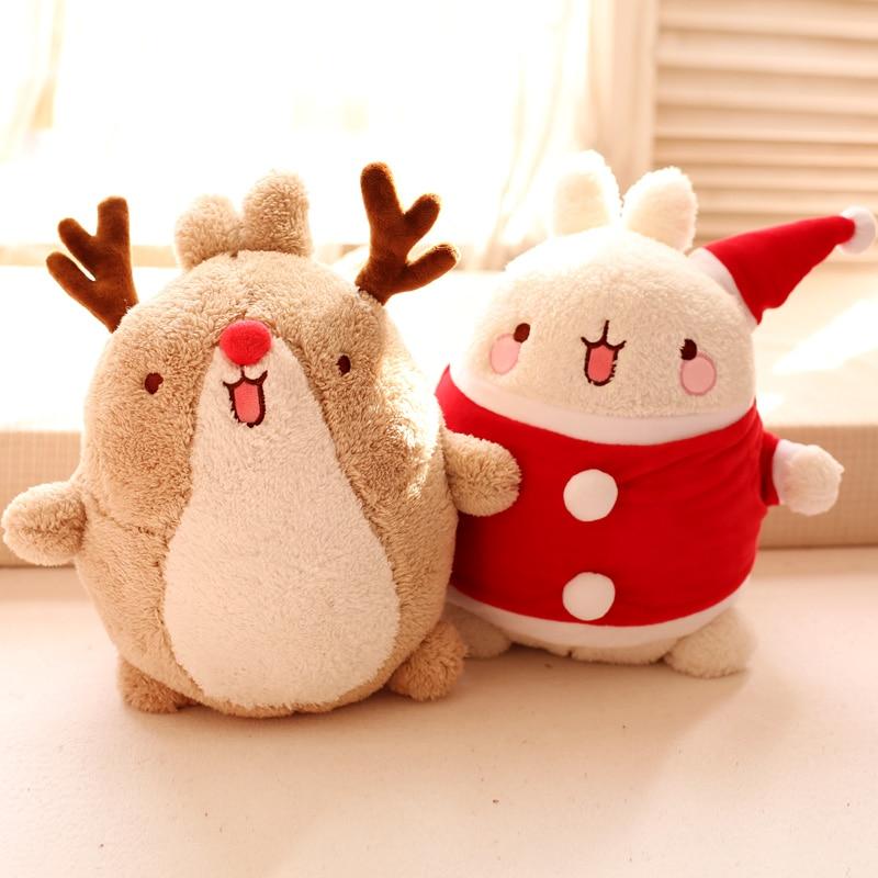 Christmas Plush Toys : Popular santa rabbit buy cheap lots from