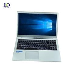 Newest DDR4 15.6 Inch Laptop Ultrabook Computer Core i7 6500U/6600 8GB RAM 512GB SSD 1TBHDD Webcam Backlight Keyboard Metal Case