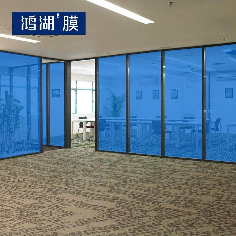 200 Cm Einfach 20 x 78,74 Sky Blau Dekorative Pet Film Sonnencreme Beweis Fenster Film Wärme Proof Glas Aufkleber 50 Cm Haus & Garten Wohnkultur