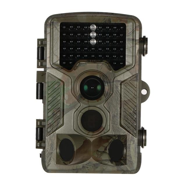 """الصيد كاميرا 16mp 1080 وعاء الحياة البرية تريل كاميرا الكشافة كاميرا الأشعة الرقمية مراقبة 2.31 """"tft 65ft للرؤية الليلية"""