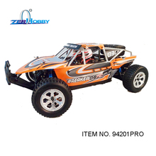 RC CAR HSP BREAKER 1/10 SCALE BRUSHLESS 4WD OFF ROAD RTR TRUPY TRUCK (item no. 94201PRO)