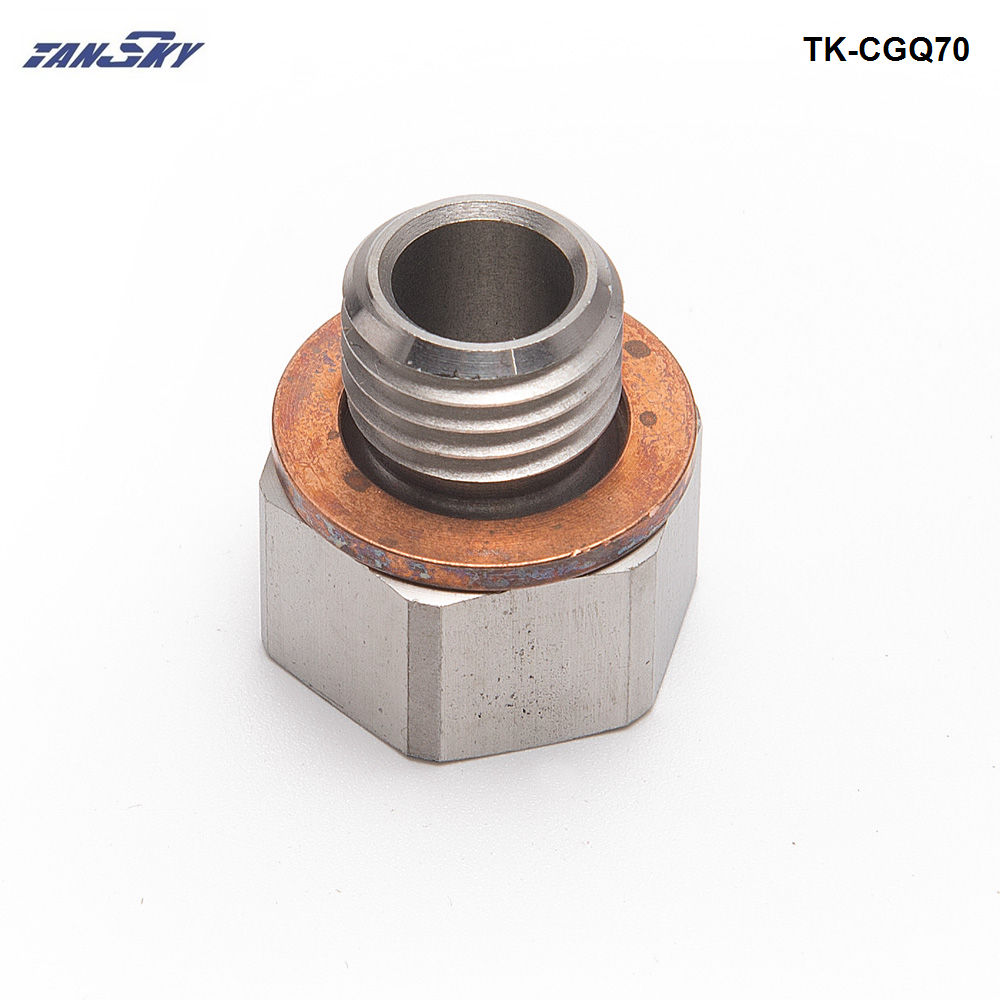 "Metric to Pipe Fitting M12 M12X1 Female to 1//8/"" NPT Male Adapter 90 Elbow N-L3"