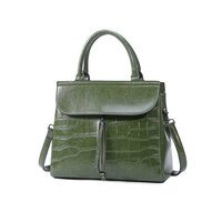 In 2017 Genuine Leather Women Handbags Spring Female Shoulder Bag Fashion Ladies Totes Big Brand Crossbody