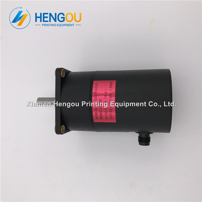 1 Piece Free Shipping SM102 CD102 Printing Machine Motor 61.144.1141 SM102 CD102 motor1 Piece Free Shipping SM102 CD102 Printing Machine Motor 61.144.1141 SM102 CD102 motor