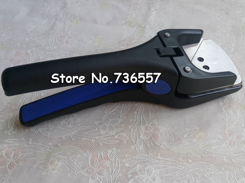 Free Shipping R3 Photo corner cutter  3mm rounder corner cutter Paper Cutting 1pc r10 10mm corner cutter rounder punch for card photo paper cutter tool blue