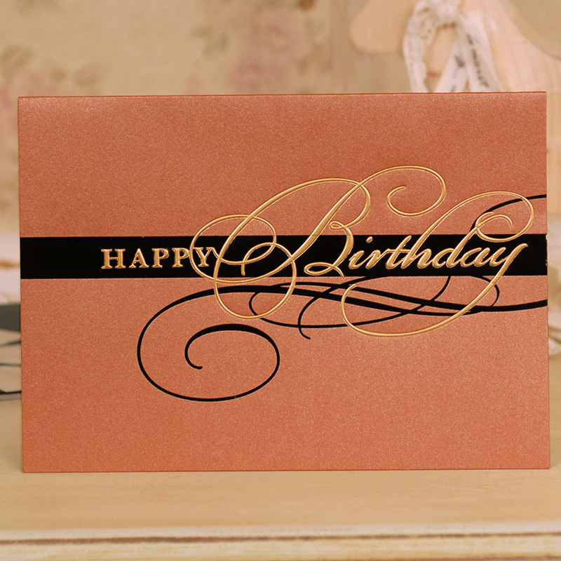 aliexpress  buy greeting card business greeting cards to send, Birthday card