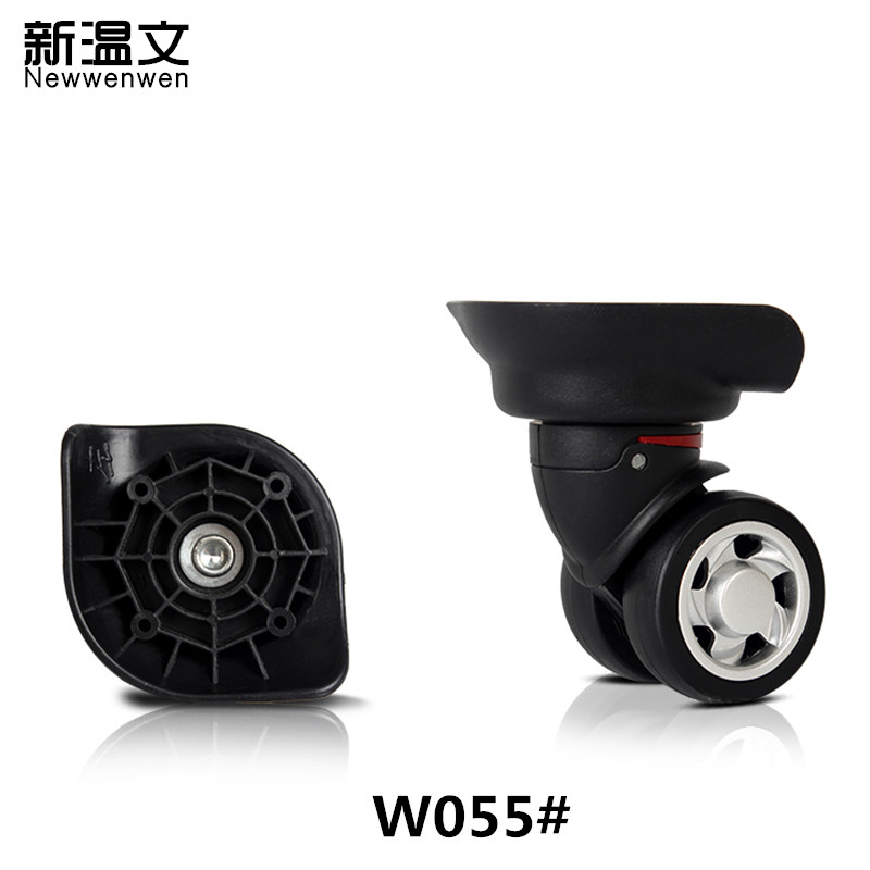 Luggage Replacement Luggage Wheels Trolley Accessories wheel,Replacement wheels for luggage,Suitcases wheel Repair W055# diy replacement luggage wheels replacement travel trolley suitcases spinner wheels for luggage repair parts w7