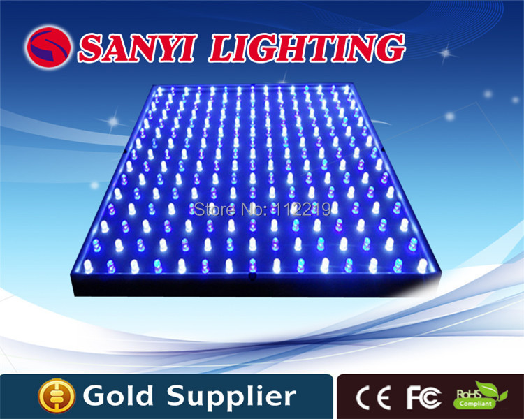 White blue 15W coral reef aquarium led light for marine fish coral with 225pcs led chip 1pcs 100w aquarium light for coral diy 100w multichips led aquarium led chip best for marine fish tank for coral reef growing