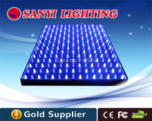 White blue 15W coral reef aquarium led light for marine fish coral with 225pcs led chip