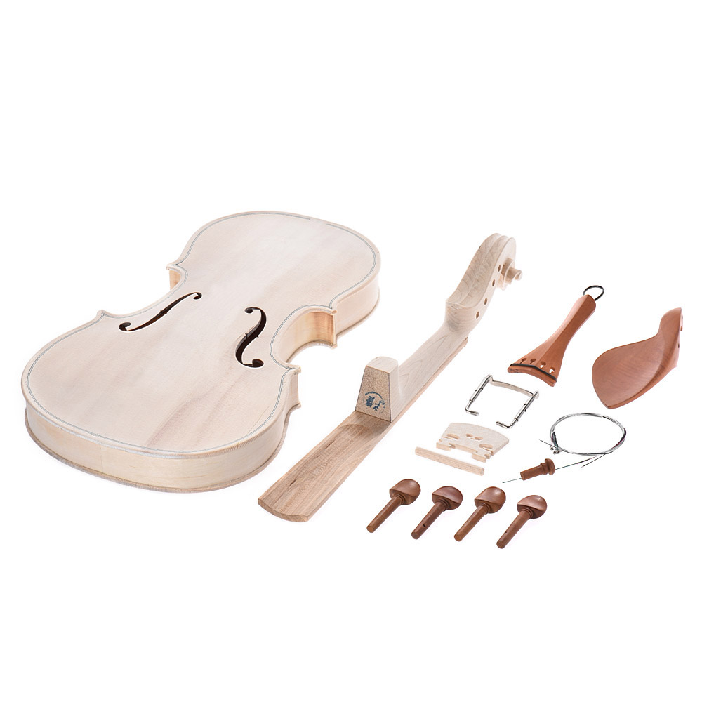 Stringed Instruments Violin Parts & Accessories Smart Yibuy 10 Pieces Old Ebony 4/4 Full Size Violin Fingerboard Violin Parts
