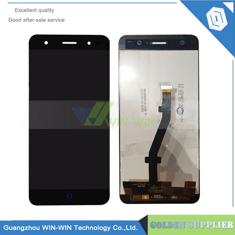 New For ZTE Blade V7 Lite LCD Assembly Display + Touch Screen Replacement For ZTE V7 Lite Phone Free shipping + Tracking Code for zte blade a610 lcd display touch screen 100