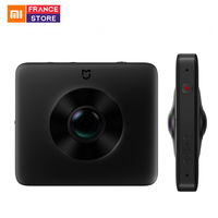 Xiaomi Mijia Panoramic Camera Mi Sphere 360 Camera Sports Cam Ambarella A12 23.88MP Camera 3.5K Video Recording WiFi Bluetooth