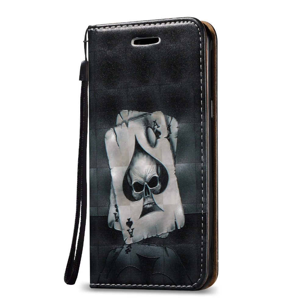 XEDIAN Phone Case For Samsung Galaxy J3 2015 / J5 2015 / J7 2015 J500 J500F J500H J700 J700F Case Cover Flip Wallet Leather 33
