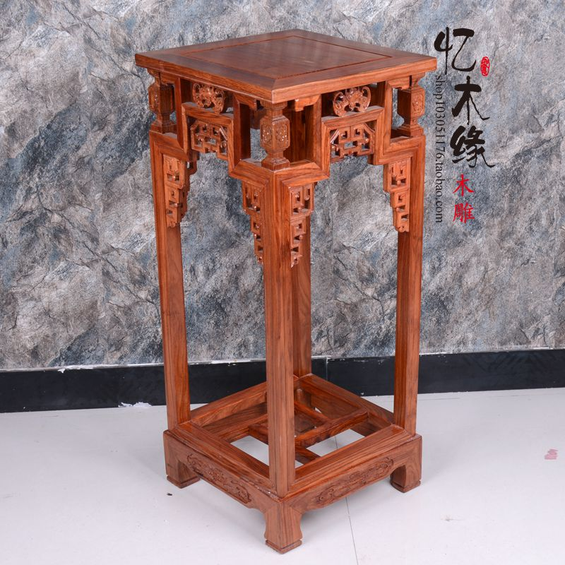 A few Chinese rosewood rosewood flower wood wood frame frame corner edge aquarium phone a few room frame bonsai happy few блузка