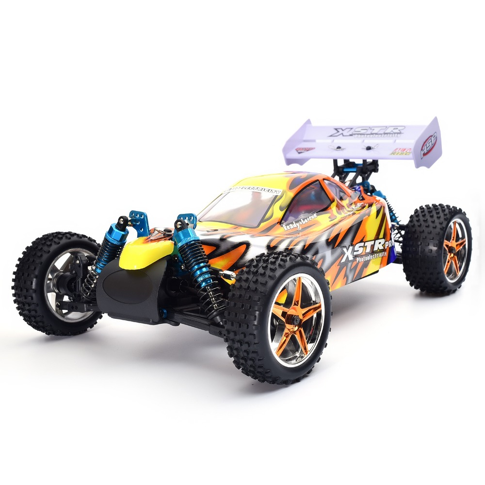 HSP Rc Car 1:10 Brushless Motor 4wd Off Road Buggy 94107PRO Electric Power High Speed Hobby Remote Control Car src rc car 1 8 scale electric car 4wd brushless motor rc buggy sep0811pro high speed