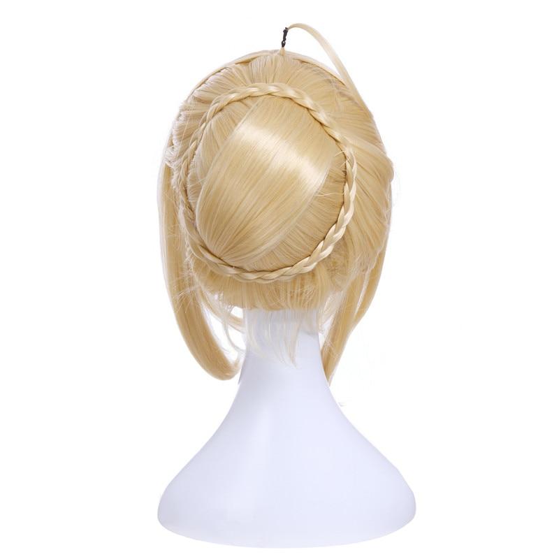 L-email περούκα Παιχνίδι Η μοίρα - Συνθετικά μαλλιά - Φωτογραφία 4
