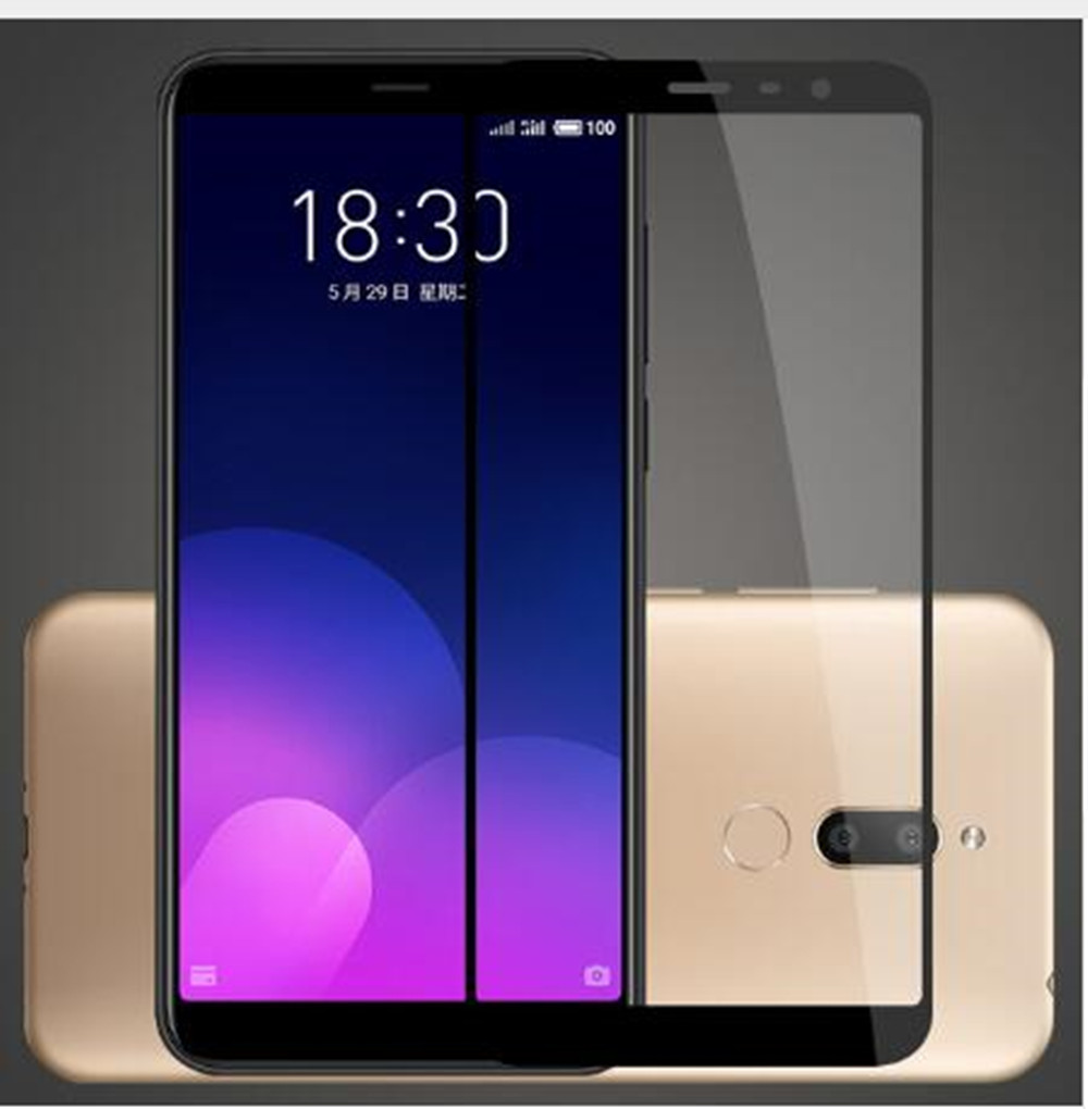 Full Cover Tempered Glass For Meizu M5S M5C M6S M6T 15 Plus 16 16th 15 X8 Note 8 9 M8 Screen Protector