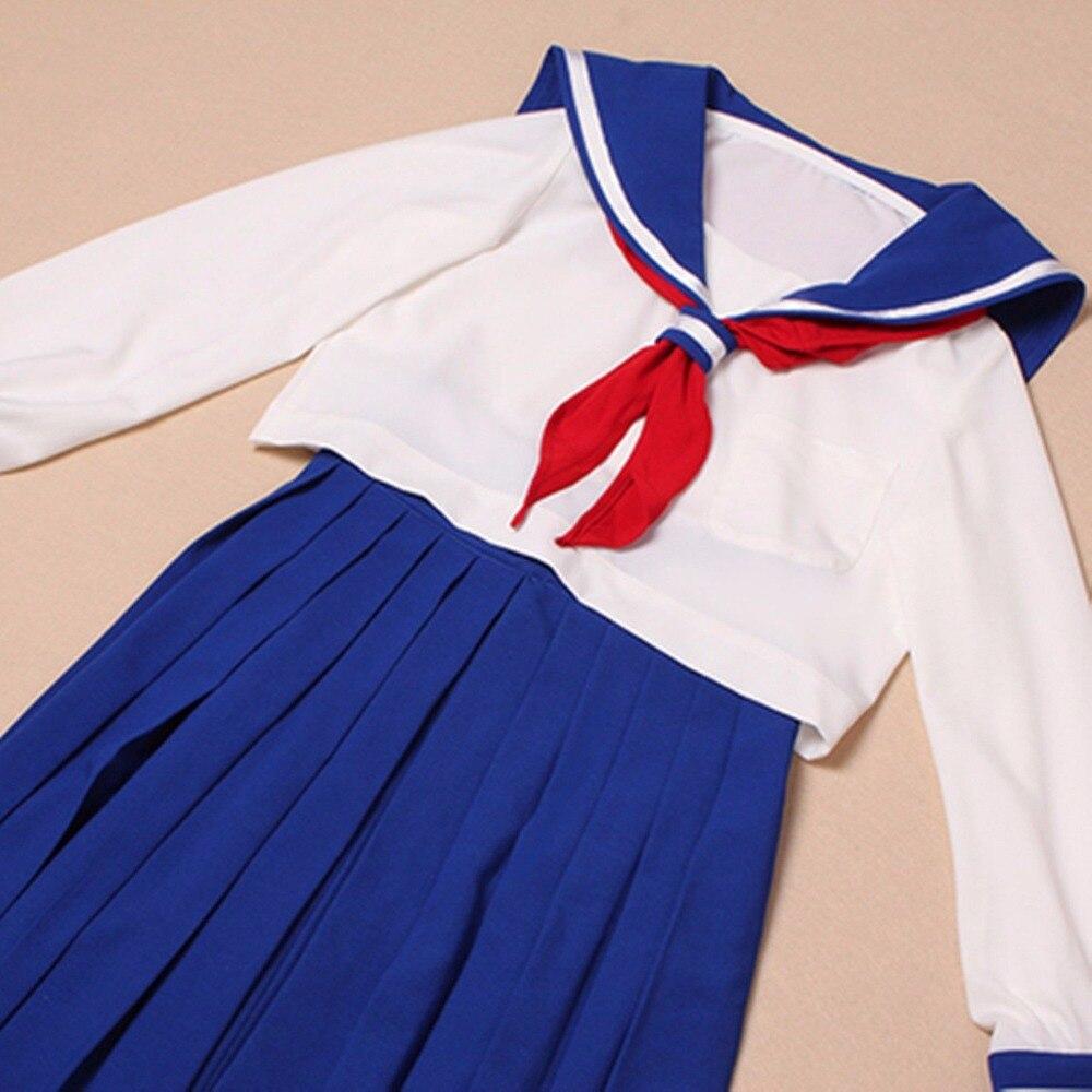 Biamoxer nouveau Lolita Cosplay marin lune jupes Kawaii marin fille jupes marin lune jupe filles école uniforme livraison gratuite - 2