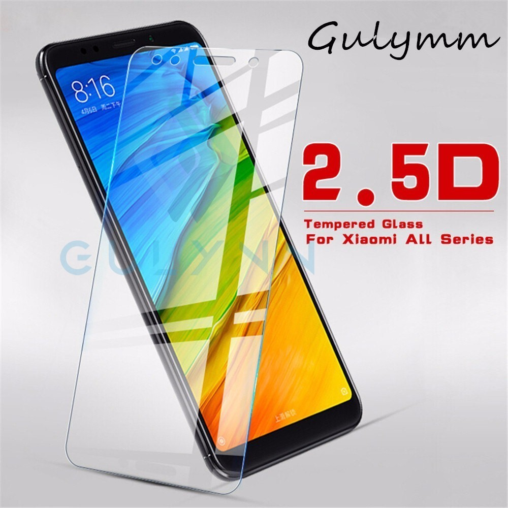 Protective Glass For Xiaomi Redmi Note 7 6 5 4X Pro Glass For Redmi 7 7A 5A 5 Plus 6 6A K20 Pro Tempered Glass Screen Protector