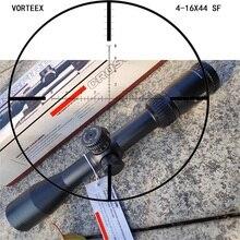 Бренд VORTEX 4-16X44 Crossfire оптический прицел оптика винтовка прицел охотничья оптика охотничий прицел охотничий пистолет Каза