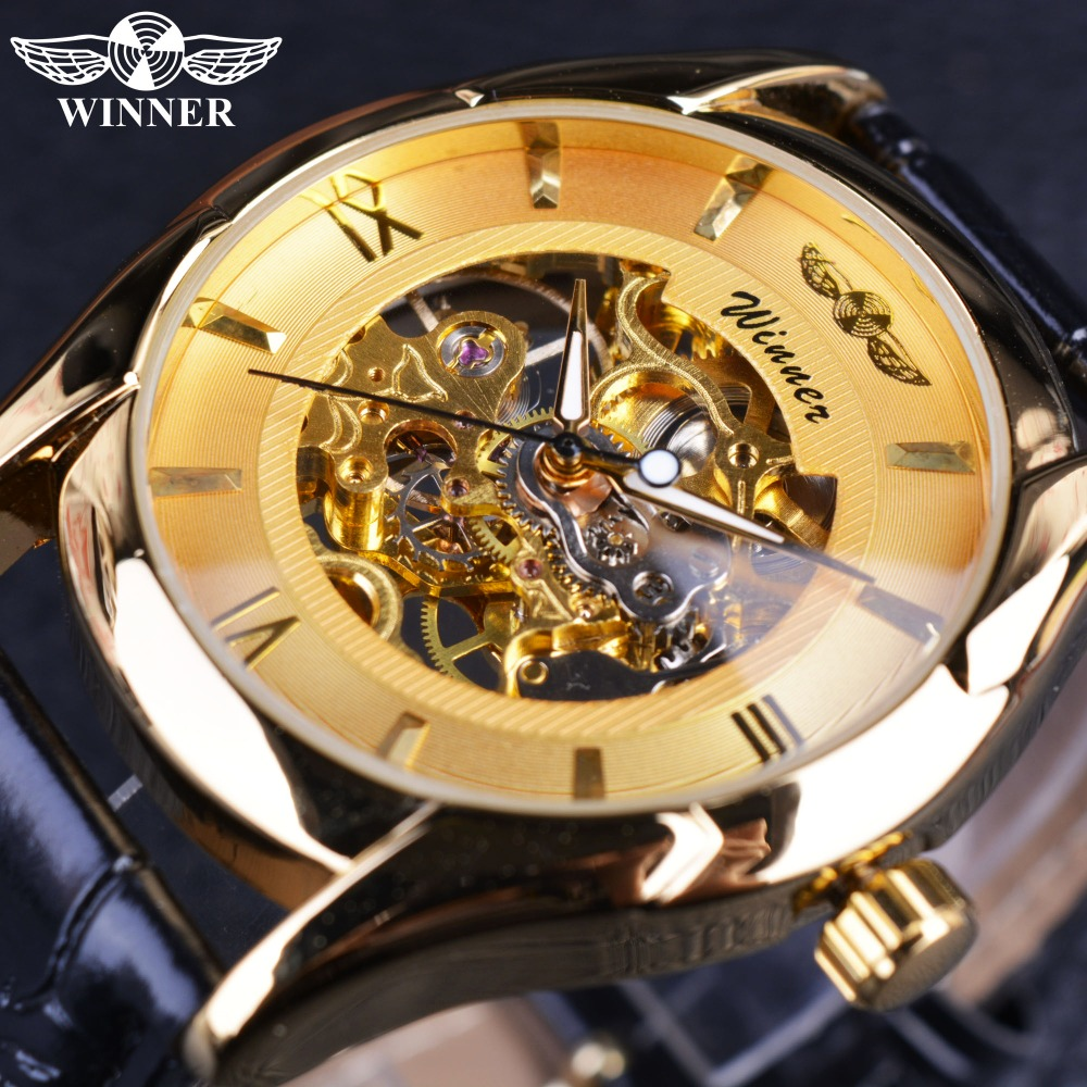 winner classic design new style skeleton mens watch top brand luxury montre homme clock men. Black Bedroom Furniture Sets. Home Design Ideas