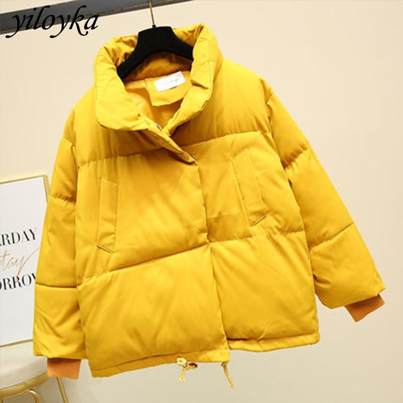 Stand Coat New Winter