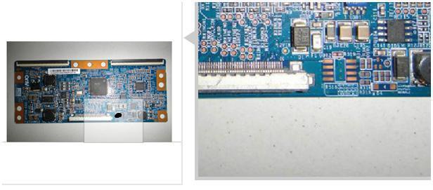 Placa LCD Placa Lógica T370HW02 VC CTRL BD-37T04 c0g sem IC TIPO 37 31.5/46 polegadas QUE É O TAMANHO DO SEU TELA