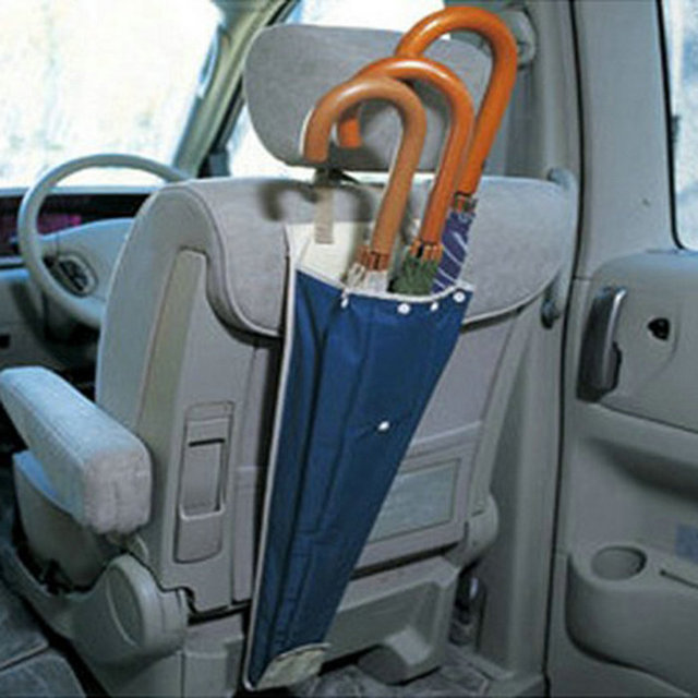Car Seat Wet Rain Umbrella Foldable Holder Umbrella Cover Sheath Storage Bag Carrier Cover Waterproof Protector
