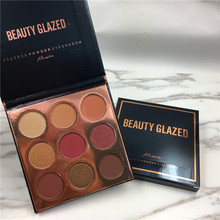 New Shimmer Matte Eye Palette