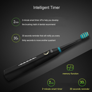 Image 5 - SEAGO Sonic Toothbrush Rechargeable Electric Brush Tooth Toothbrush Set for Travel Waterproof Electrical Brush with Travel Case