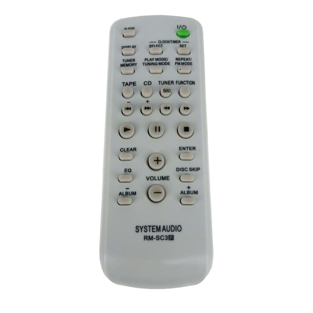 Remote Control For Sony RM-SC31 A1237274A A1108432A Mini Hi-Fi Component System
