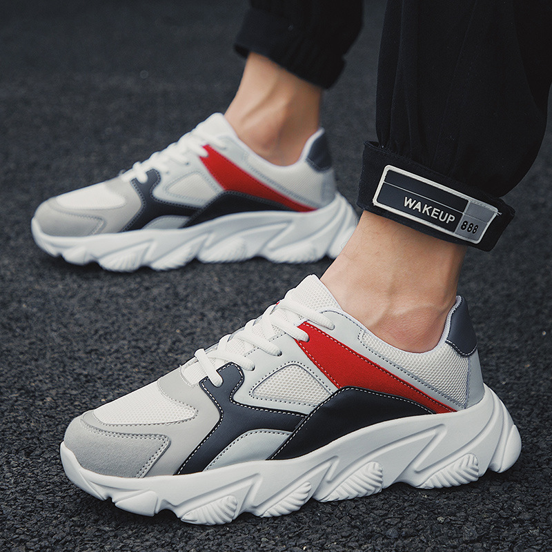 Male Shoe Sneakers Casual Mens Platform Shoes Men Tenis Masculino Adulto Zapatos De Hombre Trainers Scarpe Sneaker Loafers in Men 39 s Casual Shoes from Shoes