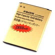 B500ae батарея 4 контактов для samsung galaxy siv s4 mini I9190 I9192 i9195 i9198 9190 9192 9195 9198 S4mini Batterij Bateria