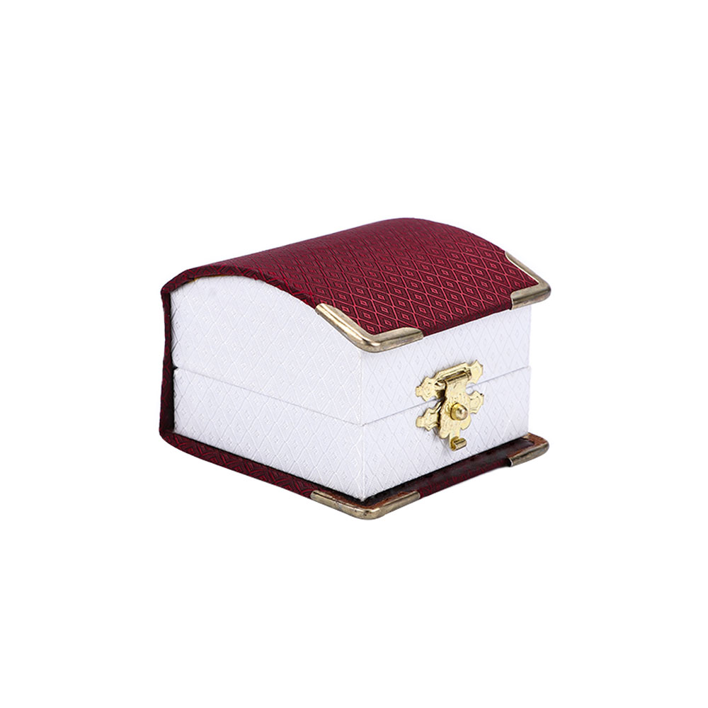 Delicate Girls Ring Packaging Case Jewelry Carrying Box Nice Gift Box Beautiful Fashion Ring Carrying Case For Women