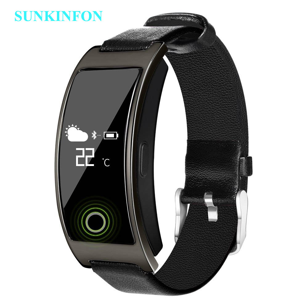 Smart Wristband Blood Pressure Heart Rate Monitor Pedometer Wrist Watch Fitness Bracelet Tracker for Samsung Galaxy S7 / S7 Edge cute love heart hollow out bracelet watch for women