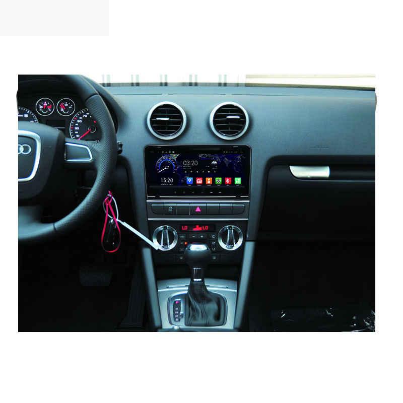 Lenvio RAM GB + 32 2 GB Octa Núcleo Android 7.1 CAR DVD GPS Navigation Player Para Audi A3 S3 2003 2004 2005 2006-2011 Rádio DAB IPS BT