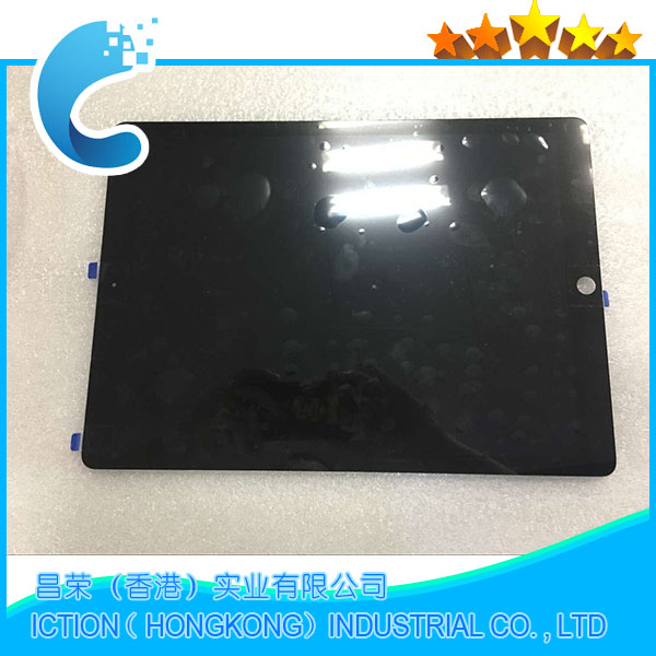 5pcs/lot New Original Tablet For iPad Pro 12.9 inch LCD Assembly Screen Display Touch Panel with Board A1652 A1584 Black Color original lcd touch screen replacement for ipad pro 12 9 inch a1652 a1584 display screen digitizer assembly black white