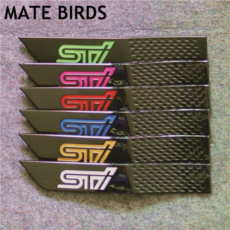 MATE BIRDS  Subaru 11th Generation STI Wing Board Standard Leaf Board Side Standard Fender