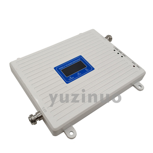 Image 4 - 65dB 2G 3G 4G ثلاثي الفرقة إشارة الداعم CDMA 850 + DCS/LTE 1800 + WCDMA/UMTS 2100 هاتف محمول مكرر إشارة المحمول الخلوية مكبر للصوت