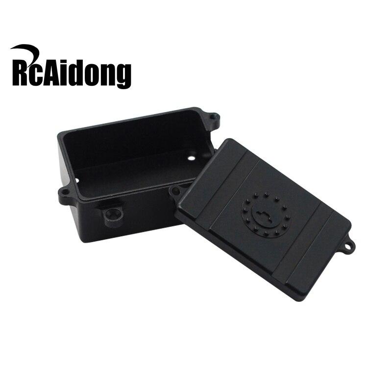 आरसी कार रेडियो बॉक्स - रिमोट कंट्रोल के साथ खिलौने
