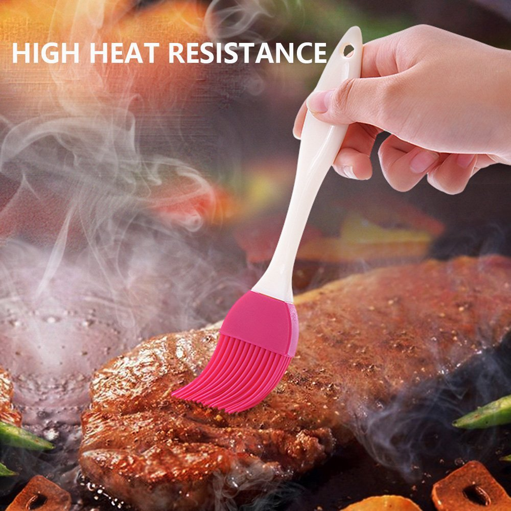 Durable Silicone Cooking Brush