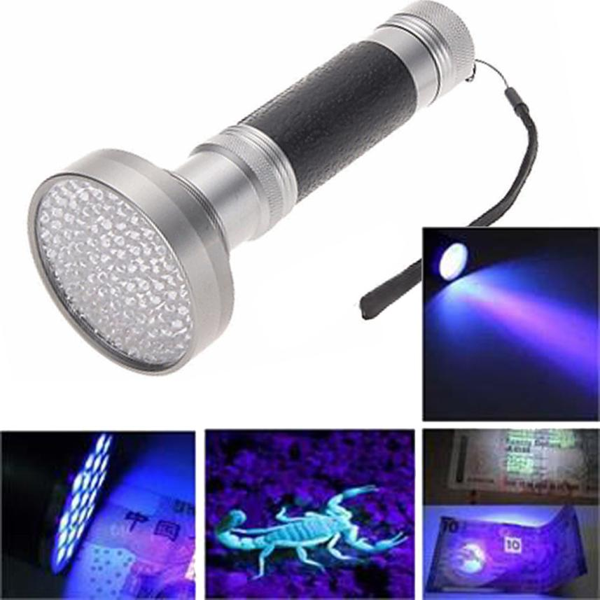 New Super Bright LED Ultraviolet Flashlight Blacklight Scorpion Flashlight Ultra High Brightness Outdoor Detection Light P35