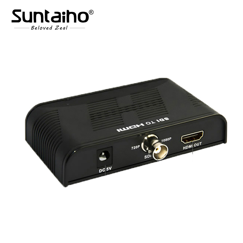 SDI to HDMI Converter SD-SDI HD-SDI 3G-SDI to HDMI Adapter 720p 1080p Supports SD-SDI and 3G-SDI Signals Free Shipping hdmi sdi to hdmi converter sdi hdmi 3g sd hd sdi 1080p 60 hdmi0032