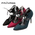 2017 New Casual Lace-Up Gladiator extreme high heels Big Size 11 12 Sexy Thin Heels Solid women shoes woman ladies womens