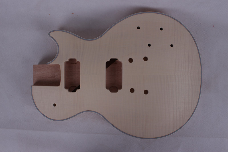 ONE Unfinished electric new guitar body new high quality china s guitar high quality unfinished tl electric guitar ash diy guitar real photos free shipping