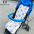 Novos Acessórios Carrinho De Bebê Troca de Fraldas Pad Fralda de Algodão Assento Carrinhos/Carrinho de bebê/Carrinho/Carro Mat Geral para nova Nascidos Unissex