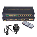 Full HD 1080 P 3 Порт Переключатель HDMI MHL Аудио Экстрактор 4K2K EDID 5.1-КАНАЛЬНЫЙ Spdif R/L Конвертер Дистанционного HDMI/MHL Audio Extractor