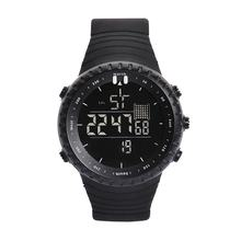 Watch Fashion Trend Men And Women Couples Led Dual Display Sports Outdoor Multi-function Electronic Watch Dropshipping(China)