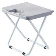 Складной светильник, Портативный Табурет, пластиковый Маленький стул для взрослых, складной табурет для дома