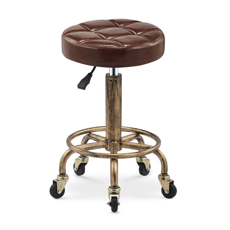 Стул для парикмахерской парикмахерское кресло парикмахерский салон вращающийся стул лифт макияж диван инвалидное кресло - Цвет: style21